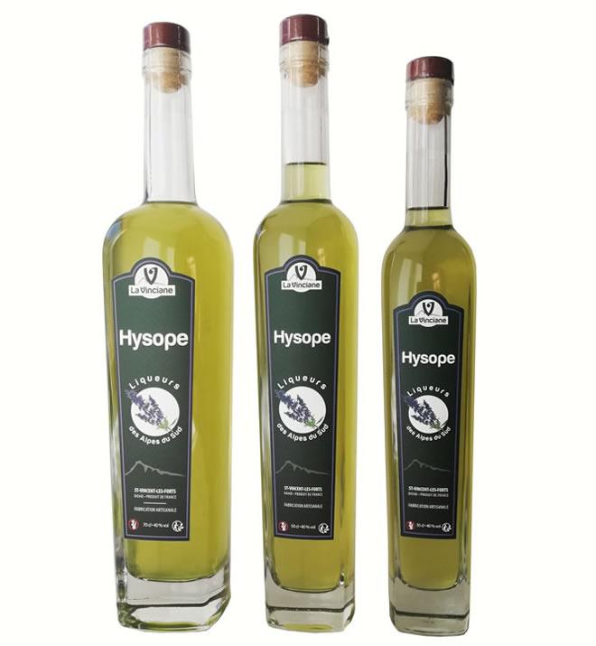 Liqueur d'Hysope